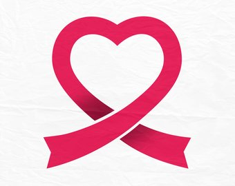 340x270 I'M A Survivor Svg File Ribbon Svg Files Cancer Ribbon Svg