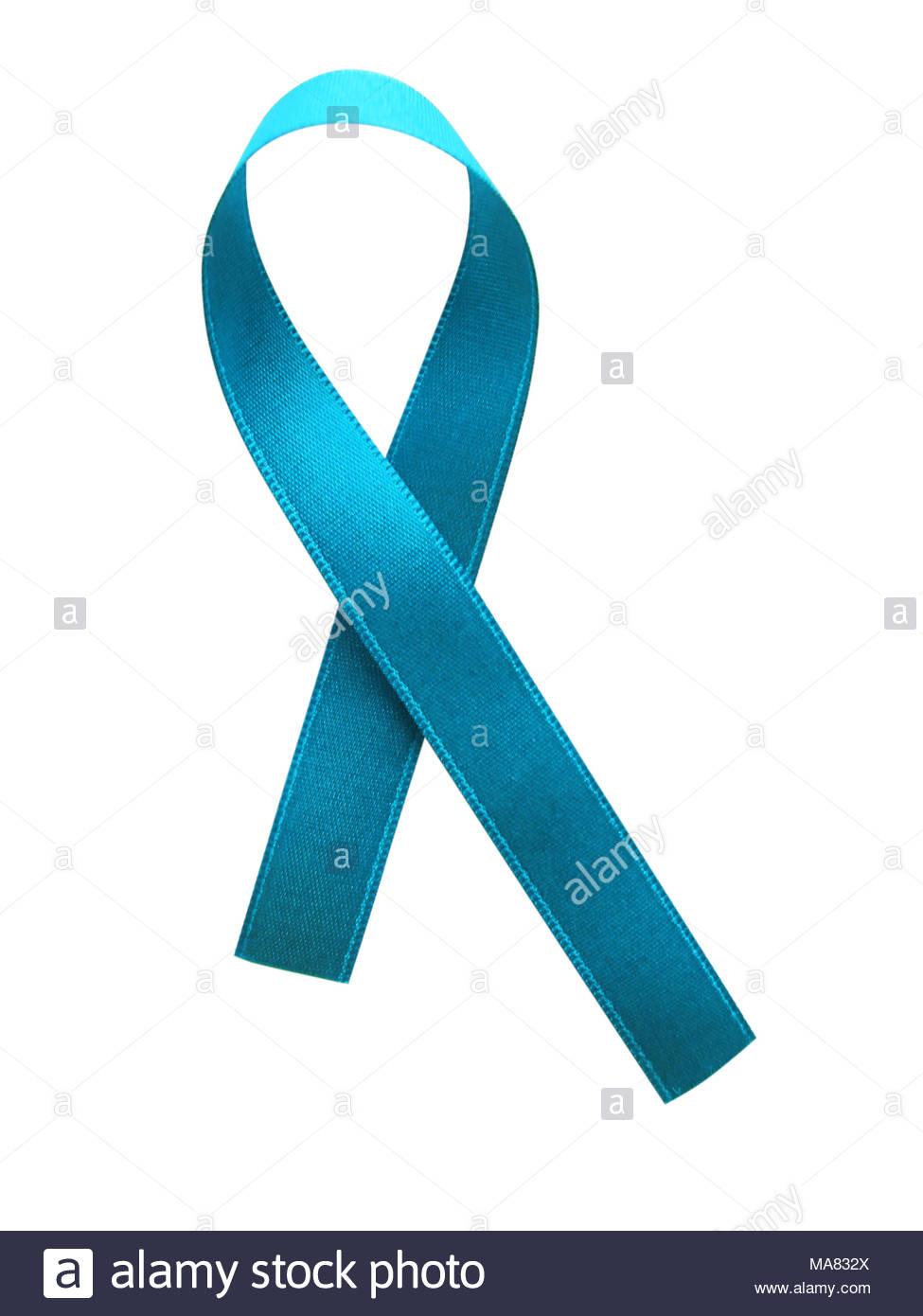 975x1390 Prostate Cancer Ribbon Awareness. Disease Symbol. Light Blue