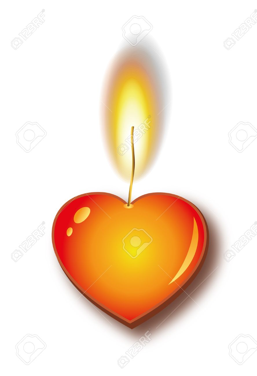 888x1300 Fire Candle Clipart, Explore Pictures