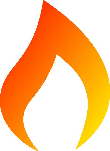 432x595 Flame 7 Clip Art