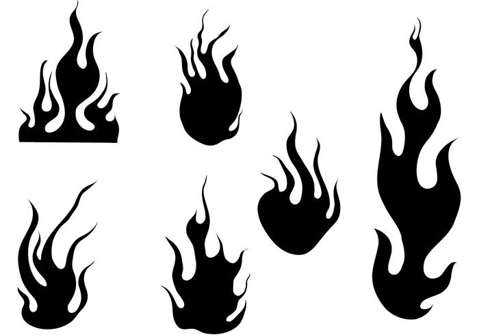 700x490 Vector Flame