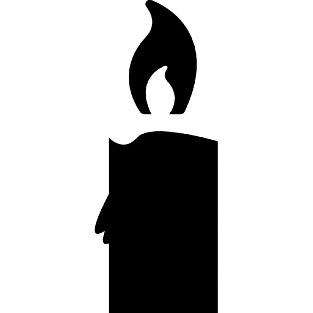 626x626 Candle Burning Icons Free Download