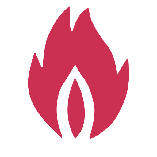 512x512 Candle Fire Vector