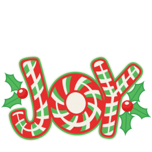 300x300 Christmas Candy Cane Joy Title Miss Kate Cuttables