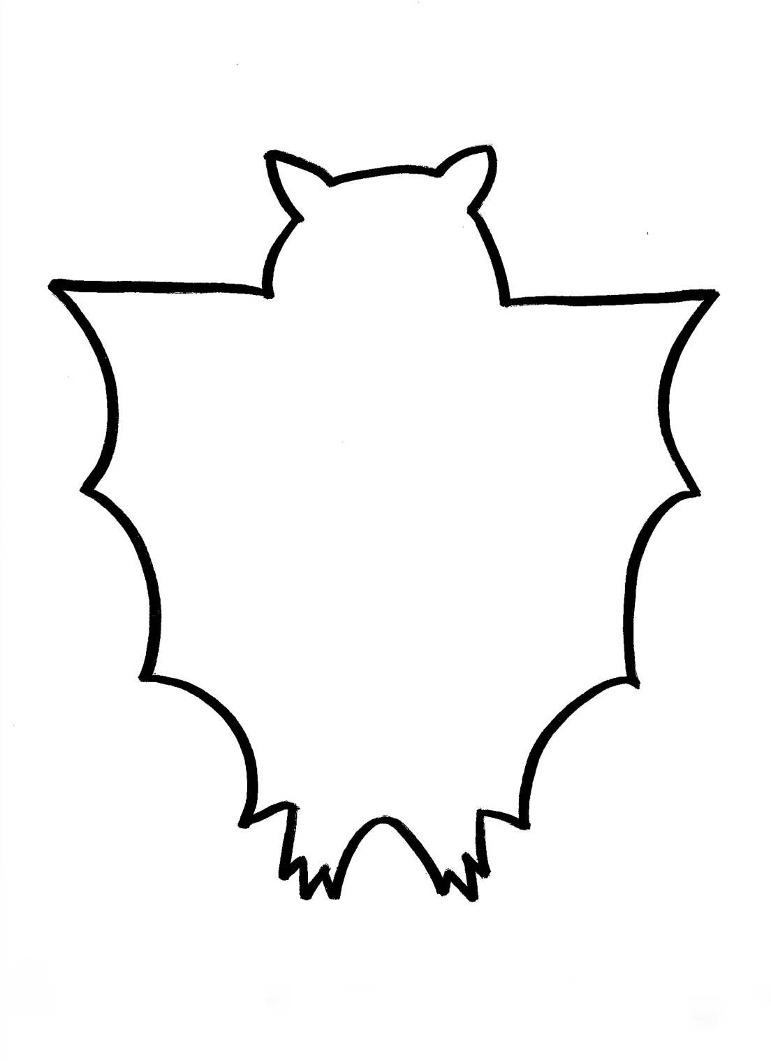 1104x1518 Bat Candy Bar Wrap Template.