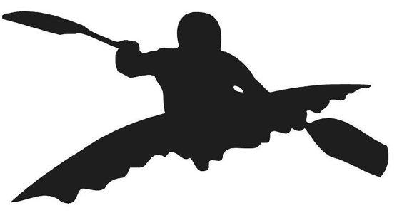 570x299 Kayak Clipart Logo