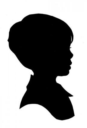 289x425 Renowned Silhouette Artist Karl Johnson @ Maison Confiserie Et
