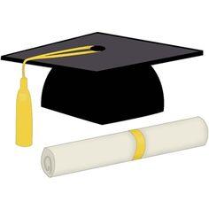 236x236 Graduation Cap Silhouette Design, Silhouettes And Cap