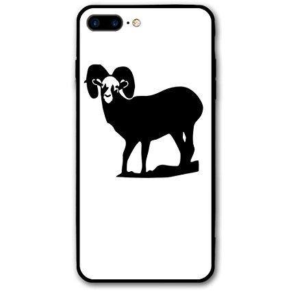 425x425 Capricorn Silhouette Iphone 8 Plus Case Mobile Phone