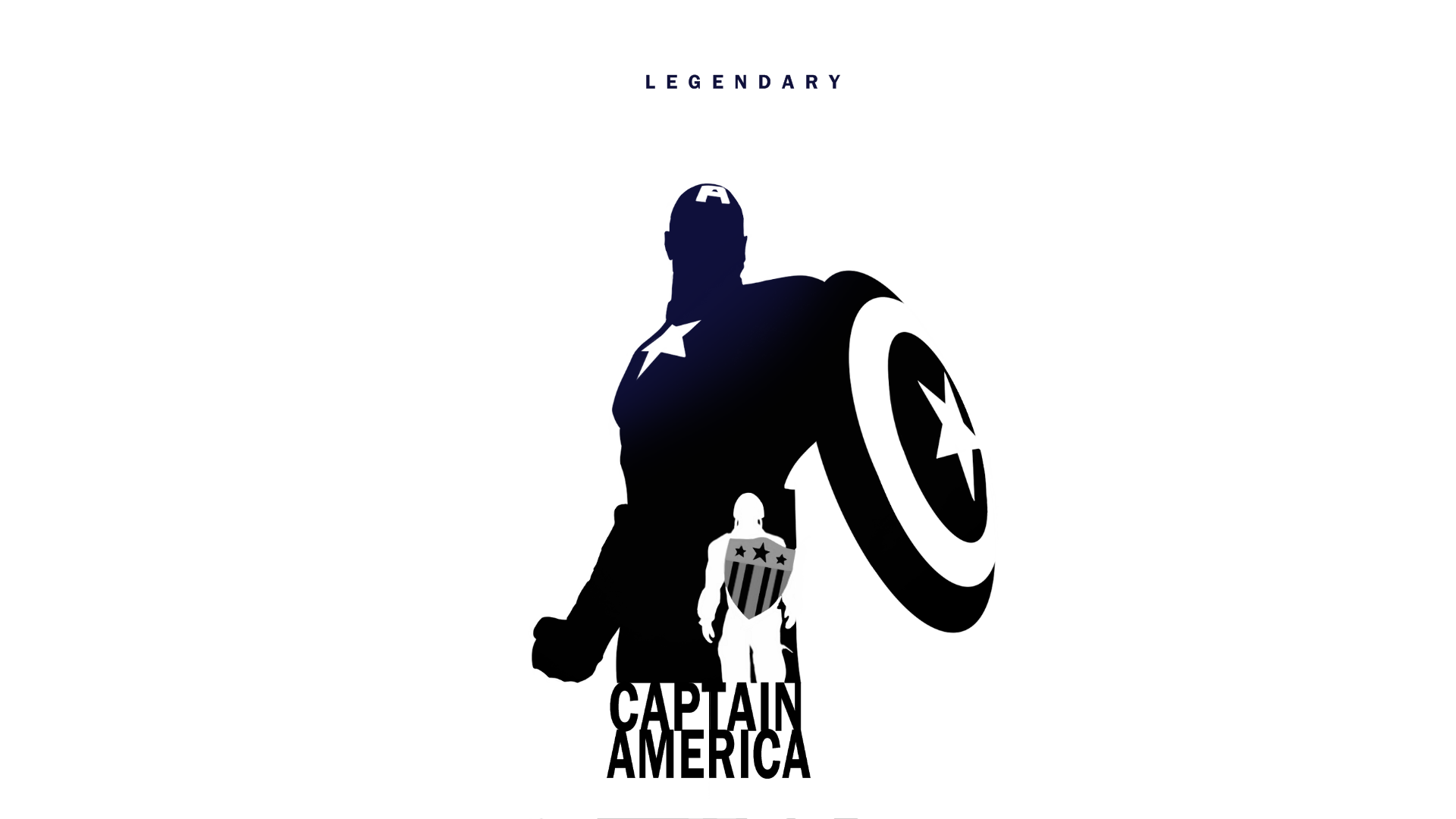 1920x1080 Captain America By On @
