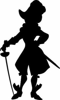 236x391 Image Result For Captain Hook Silhouette Peter Pan Themed Party
