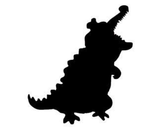 340x270 Image Result For Peter Pan Crocodile Silhouette Peter Pan Themed