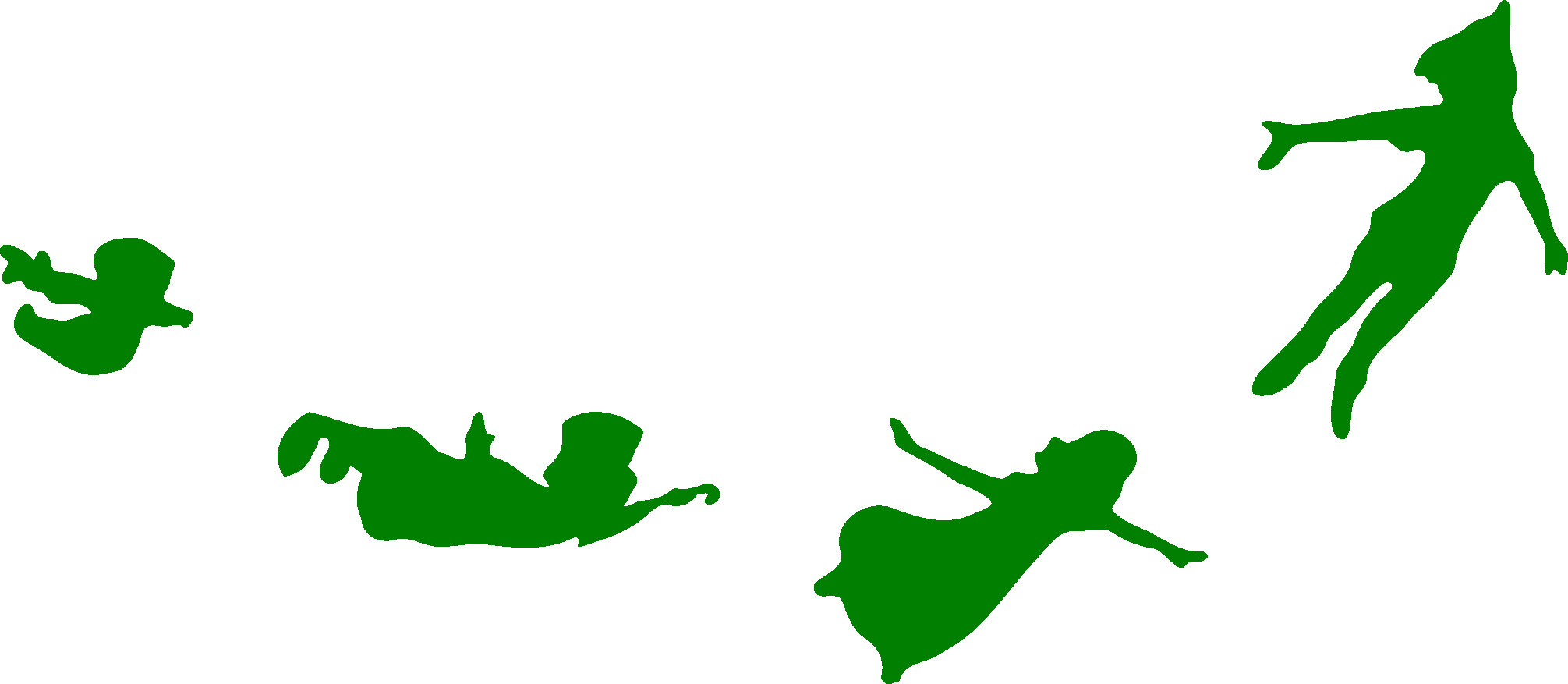 2011x877 Svg Captain Hook And Peter Pan Disney Cut File Brilliant Flying