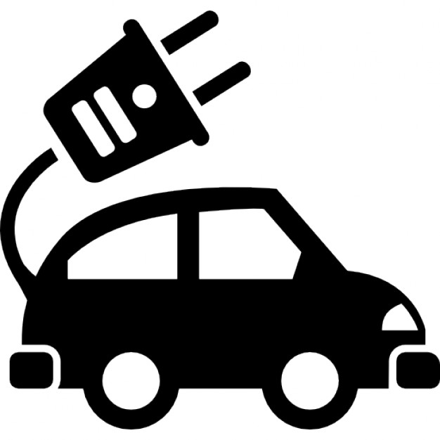 626x626 Electric Car Ecological Transport Icons Free Download