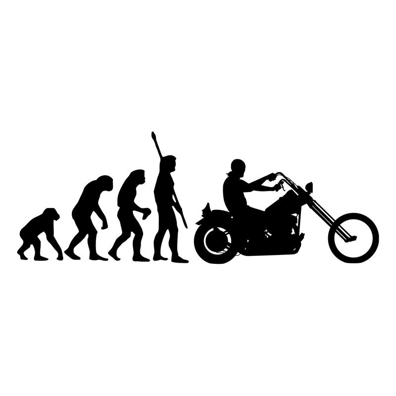 800x800 Hotmeini 19.57.1cm Fashion Human Evolution Motorcycle Car