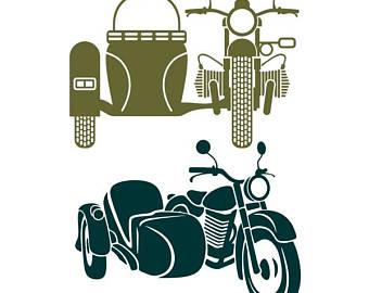 340x270 Motorcycles Svg Etsy