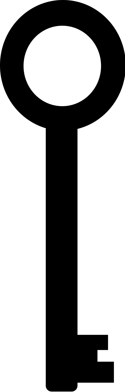958x3000 Key Free Stock Photo Illustration Of A Key Silhouette