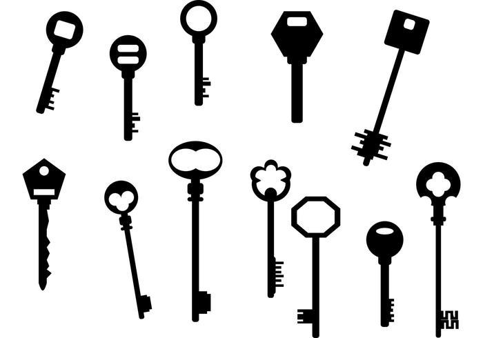 700x490 Keys Silhouette