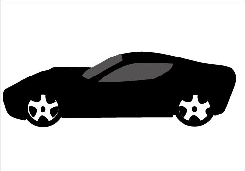502x351 Car Silhouettegraphics Car Silhouette Clip Art Car