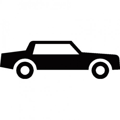 Car Silhouette Image