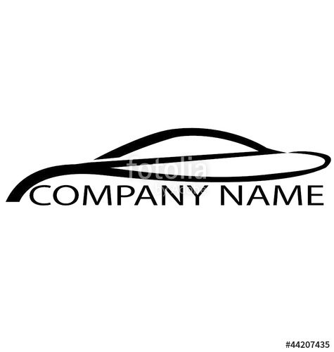 475x500 Car Silhouette Logo Stock Image And Royalty Free Vector Files