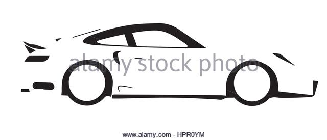 640x275 Porsche Silhouette Earlyjob.site