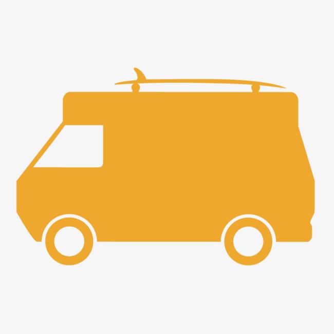 650x651 Yellow Car Silhouette Vector, Vector, Vector Silhouettes, Vector