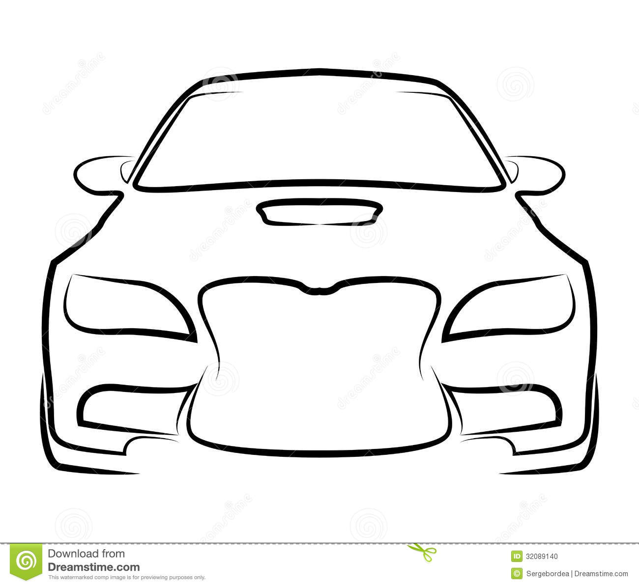 Car Silhouette Vector Free Download