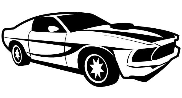 Car Silhouette Vector Free Download at GetDrawings.com | Free for ...