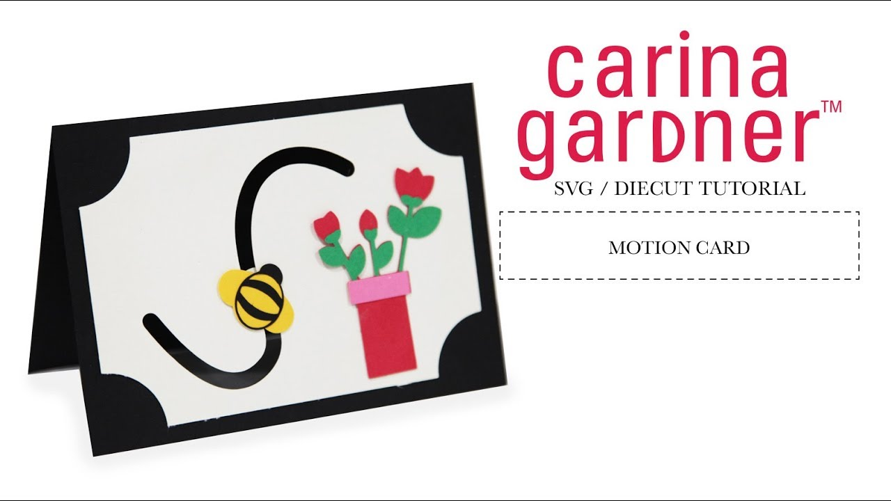 1280x720 How To Make Motion Cards On Your Silhouette Cameo