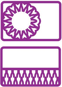 213x300 Silhouette Online Store Vintage Frame Cards Paper Cut Outs