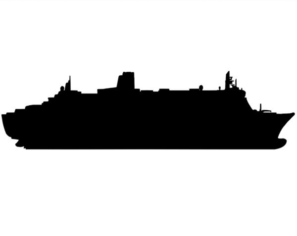 600x477 Types Of Ships By Silhouette Basic Naval Identification Regarding