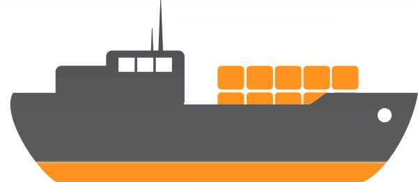 600x261 Cargo Cliparts