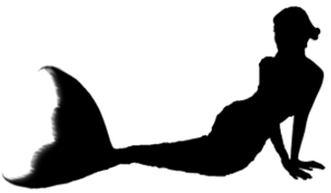 674x394 Mermaid Silhouette