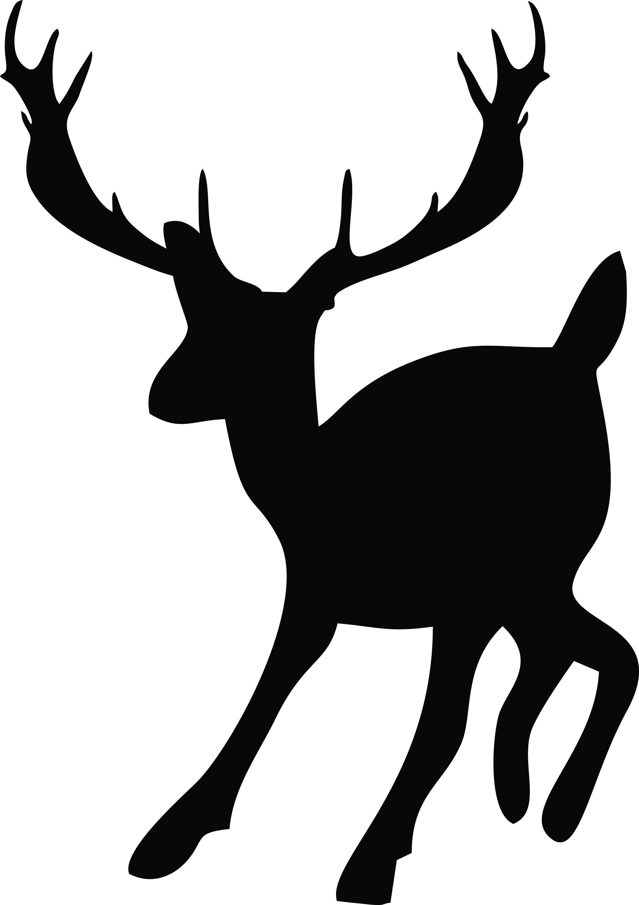 2084x2953 Caribou Svg,png,jpg,epscaribou Clipart For Print,design