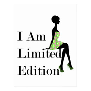 307x307 Fashion Silhouettes Cards, Photocards, Invitations Amp More