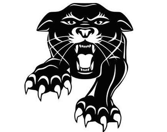 340x270 Panther Svg Etsy