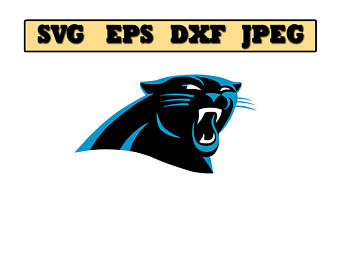 Carolina Panthers Silhouette At Getdrawings Com Free For
