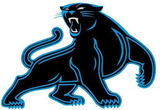 517x355 Carolina Panthers Body Panther Logo Clip Art Carolina Panthers