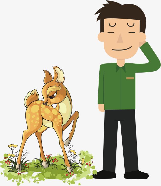 650x751 Cartoon Villain And Animal Silhouette, Cartoon, Personification