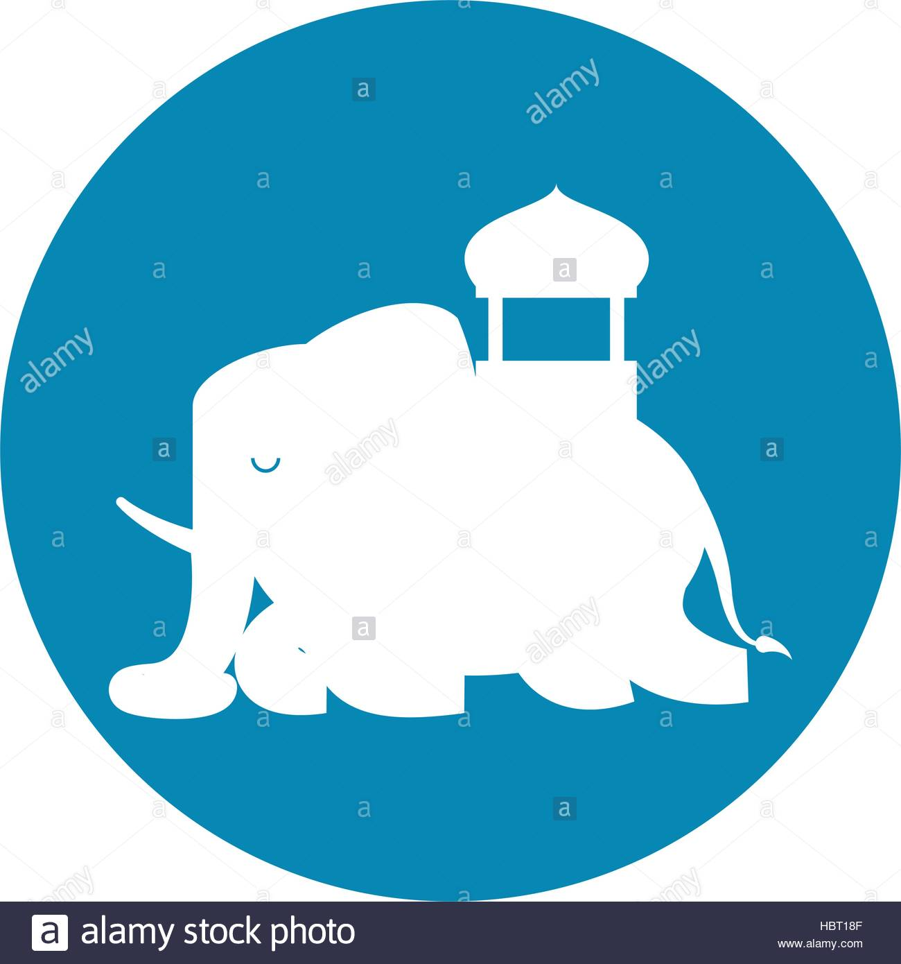 1300x1390 Indian Elephant Stock Vector Images
