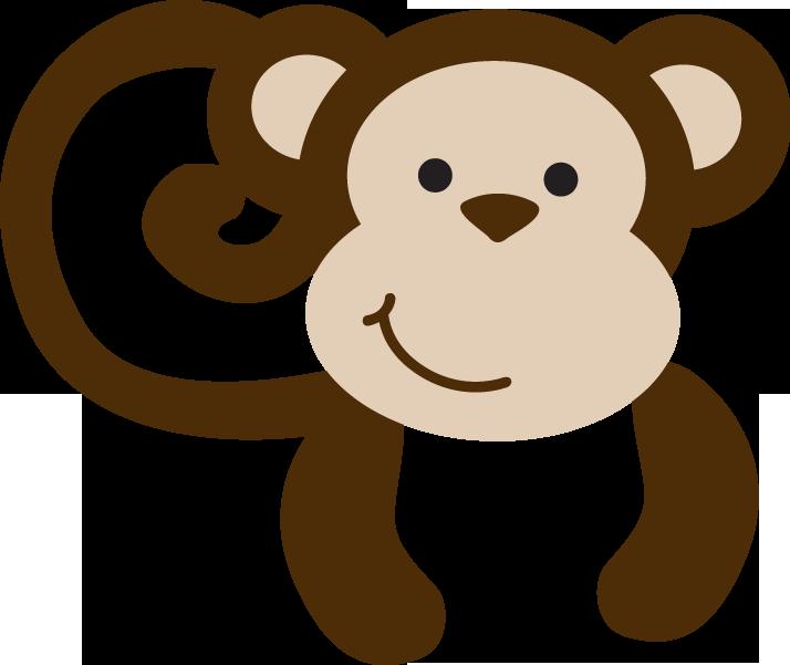 714x601 Pin By Larisa Polevaya On To Do (2015) Monkey, Clip
