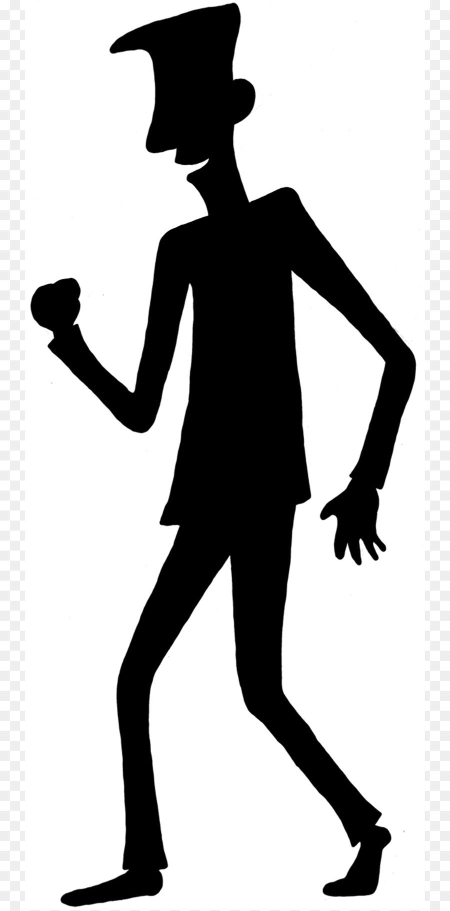 900x1820 Cartoon Shadow Person Silhouette Clip Art