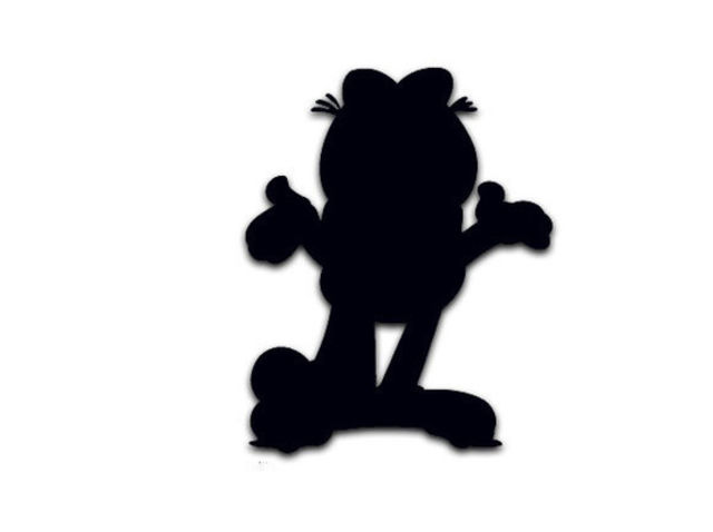 640x478 Can You Name These Cartoon Characters From Just Their Silhouette
