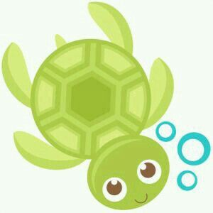 300x300 Pin By Mary Schumaker On Turtle Summer Clipart, Free