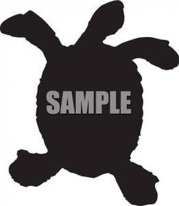 261x300 Turtle Silhouette