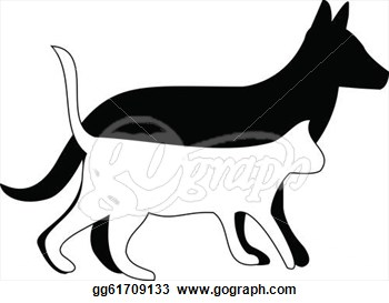 350x273 Concept Design Home Dog And Cat Clip Art Images