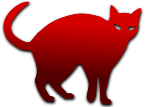 Cat Clipart Silhouette