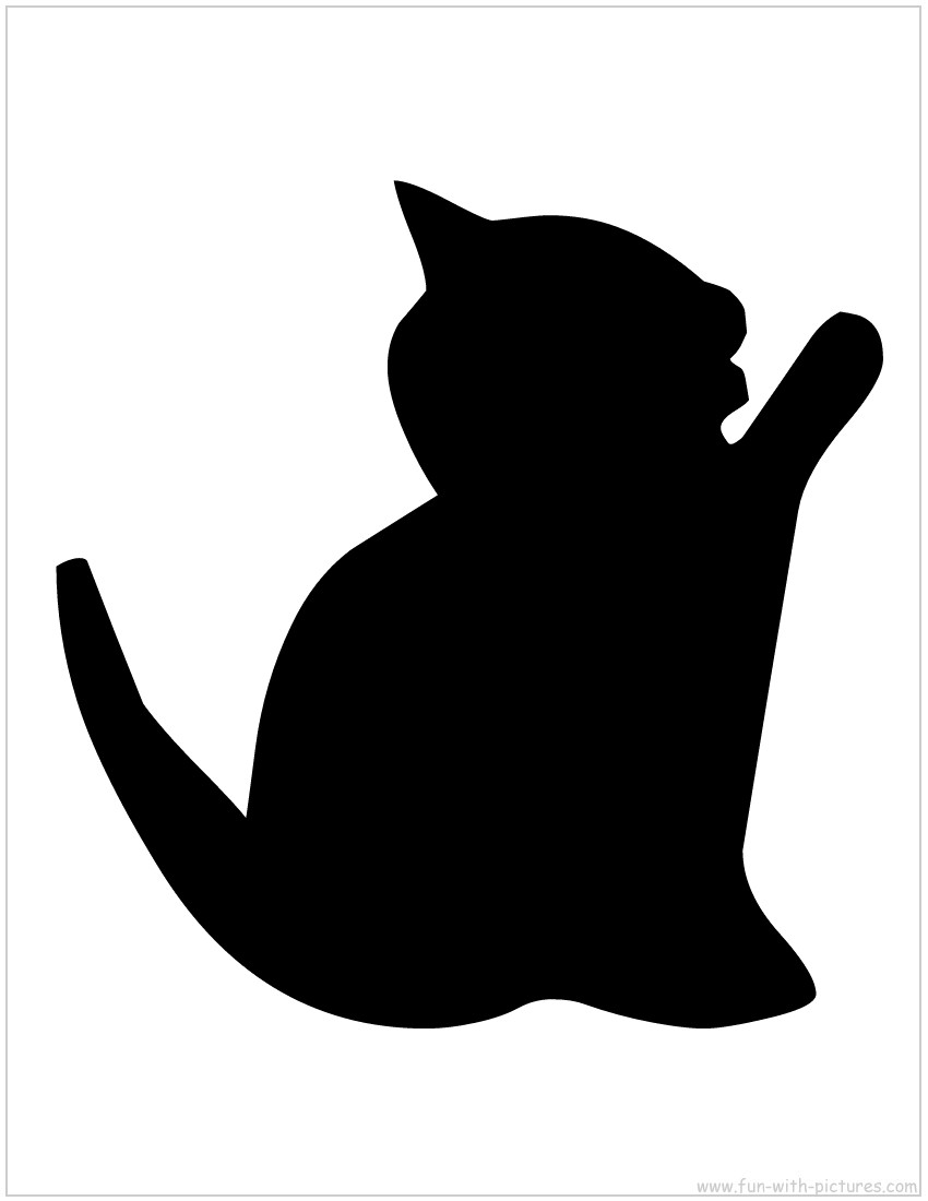 850x1100 Cat Clip Art, Cat Sketches, Cat Drawings Graphics