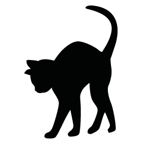 283x283 Shapes Clipart Cat